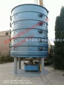 DN360*6层蒸炒锅装车